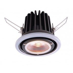 D-EBL COB 68 Mood IP65, 220-240V AC/50-60Hz, 350 mA, 7,00 W