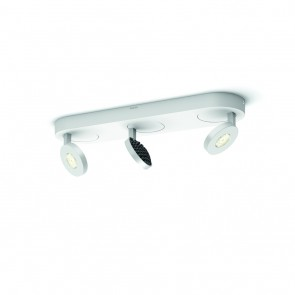 INS Scope LED-Deckenl 3-flammig 1500lm