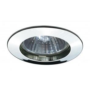 Premium EBL, rund, GU10, Chrom/Alu-zink, 230 V,