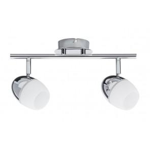 Paulmann Spotlight Egg LED 2x4,2W Chrom 230V Meta