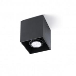 Tecto DL, Schwarz 1Xgu10 50W