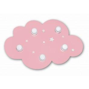 Waldi Leuchten Wolke rosa