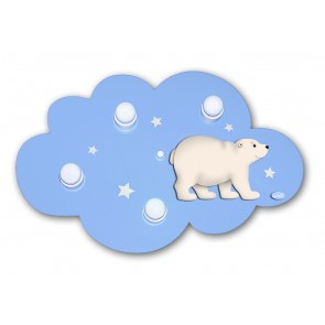 Waldi Leuchten Wolke Eisbär