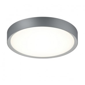 Clarimo, LED, IP44, metallisch