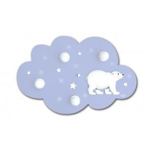 Waldi Leuchten Wolke Eisbär LED 4/10