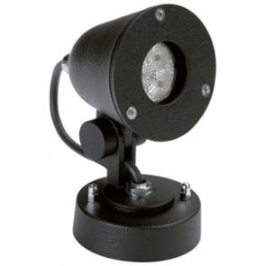 Albert WL Strahler, schwarz, LED