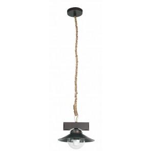 Nudos PL, 1L E27 60W Rust Braun
