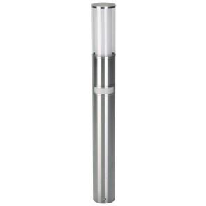 Pollerleuchte 2071 Bewegungsmelder, Silber