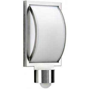 LED Wandleuchte 6391 Bewegungsmelder, Silber