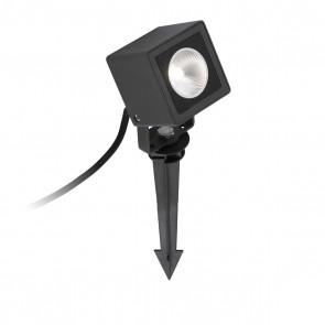 Sobek Projector Schwarz Cob LED 7W 3000K