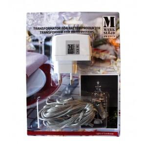 "Markslöjd 3,5V, für Markslöjd-Batterie-Artikel mit ""Trafo-Option"""