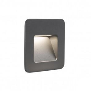 Nase-1, LED, 3W, anthrazit