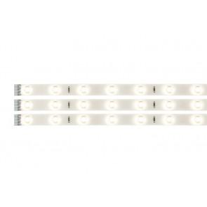Paulmann Stripe Pack Warm white, IP44, 3 x 97 cm