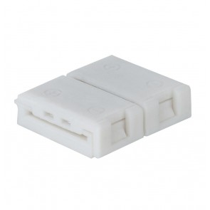 Function YourLED ECO Clip-to-Clip Connector 2er Pack Weiß Kunststoff