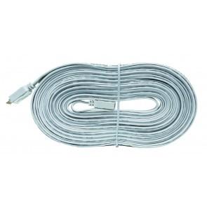 Function MaxLED Flex-Connector 5m Weiß Kunststoff