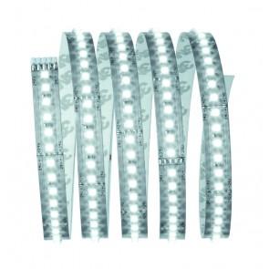 Paulmann Function MaxLED 1000 Basisset 1,5m Tageslichtweiß 17W 230/24V 36VA Silber
