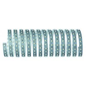 Function MaxLED 500 Basisset 5m Warmweiß 33,5W 230/24V 75VA Silber