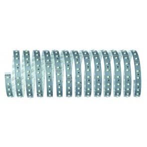 Paulmann Function MaxLED 500 Basisset 5m Tageslichtweiß 28,5W 230/24V 60VA Silber
