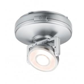 Function Rotate LED 1er Spot Chrom matt 3x1,5V AA Kunststoff