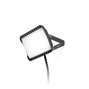 Flux Projector Dark Grey LED 10W 3000K