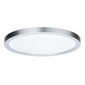 WallCeiling Ivy LED-Panel IP44 380mm 20W 230V Chrom matt/Kunststoff