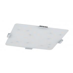 Function MaxLED Softpad Basisset 3x 85x85mm 3x3,3W 230/24V 24VA Silber Kst