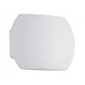Wall Ceiling Bocca WL LED 2x3W Weiß 230V Alu