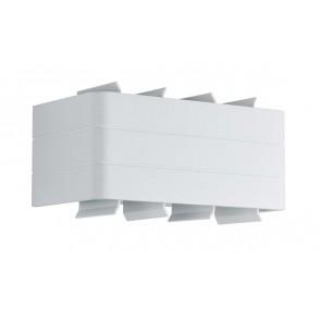 Wall Ceiling Scena WL LED 4x2,5W Weiß 230V Alu