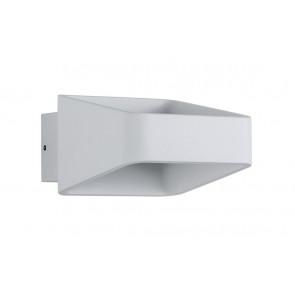 Wall Ceiling Stadio WL LED 1x5,5W Weiß 230V Alu