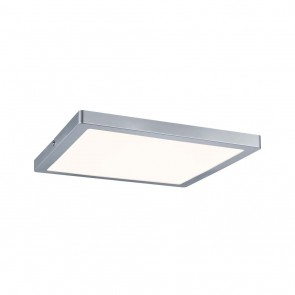 WallCeiling Atria LED-Panel 300x300mm 24W Chrom m