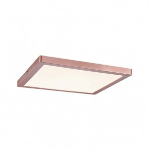 WallCeiling Atria LED-Panel 300x300mm 24W Rosegol