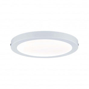 Atria, LED, IP20, ⌀ 22 cm, weiß