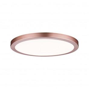 Atria, LED, IP20, ⌀ 20 cm, rosegold