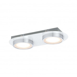 Liao, LED, IP20, 2-flammig, chrom