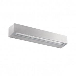 Tacana WL, Aluminium Brushed LED 24W 3000K