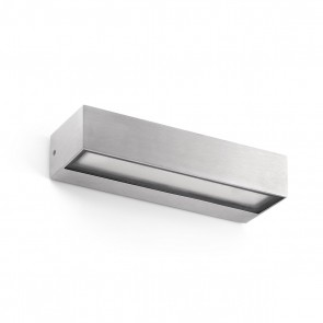 Toluca WL, Aluminium Brushed LED 16W 3000K