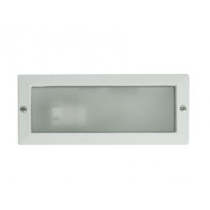 Liso Recessed Weiß 1XE27 40W