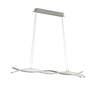 Wofi Segura, Pendellänge 150 cm, dimmbar, inkl LED