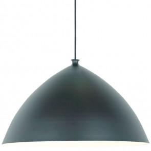 Slope 50, Ø 50 cm, Schwarz / Weiß