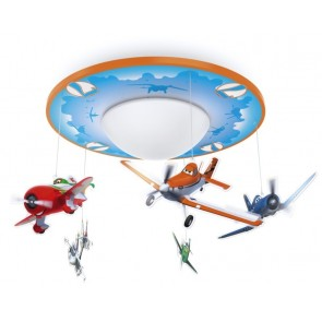 Disney Planes, LED, Ø 29 cm