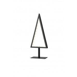 Pine-S, LED, Höhe 28 cm, Schwarz