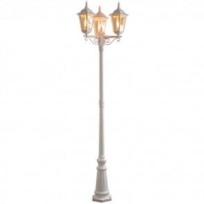 Firenze, 3-flammig, Höhe 220 cm, weiß