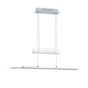 Evry, Breite 80 cm, höhenverstellbar, inkl LED