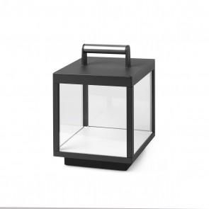 Kerala Portable Dark Grey  LED 5W 3000K