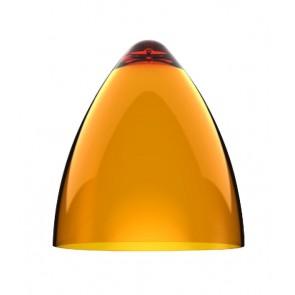 Funk 22, transparent / orange