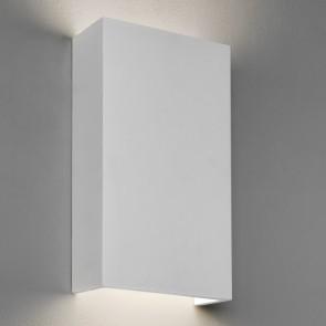 Rio 190 LED, weißer Gips, überstreichbar, 1x LED
