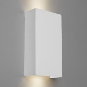 Pella 190, weißer Gips, überstreichbar, 2x GU10