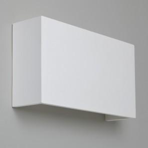 Pella 325, weißer Gips, überstreichbar, 1x E27 m