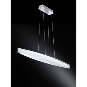 Vannes, Breite 127 cm, 3-Stufen-dimmbar, inkl LED