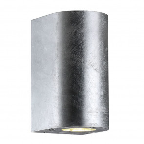 Canto Maxi, GU10, IP44, metallisch